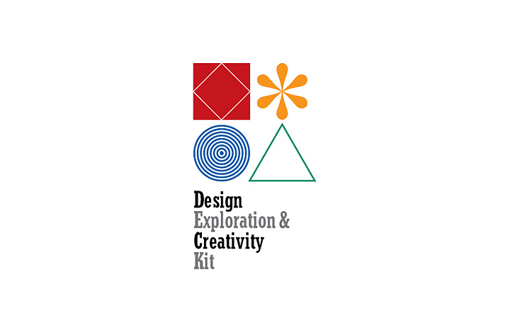 Design Exploration & Creativity Kit Brand Identity - 1