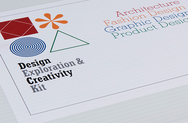 Design Exploration & Creativity Kit Brand Identity - 2