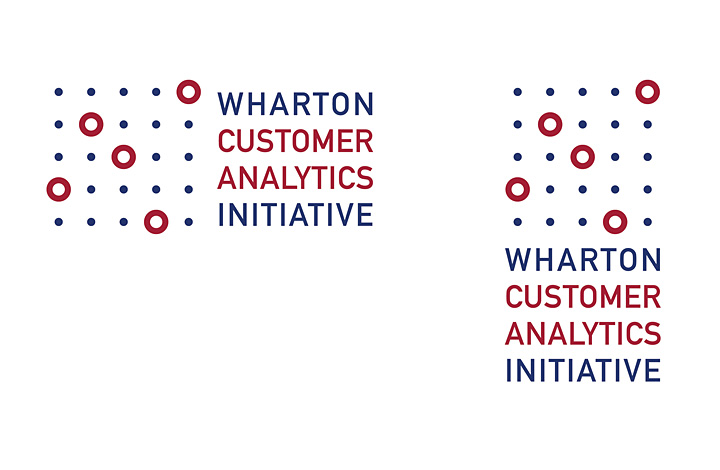 Wharton Customer Analytics Initiative Brand Identity - 1