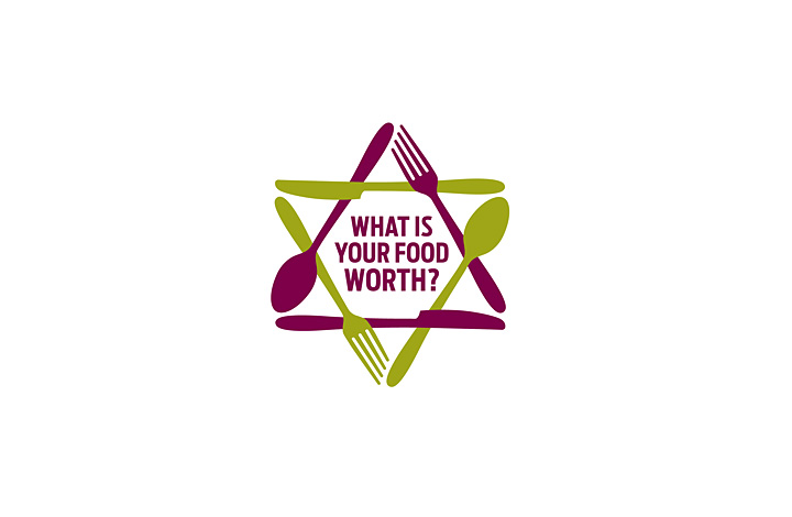 What is Your Food Worth? Brand Identity - 1