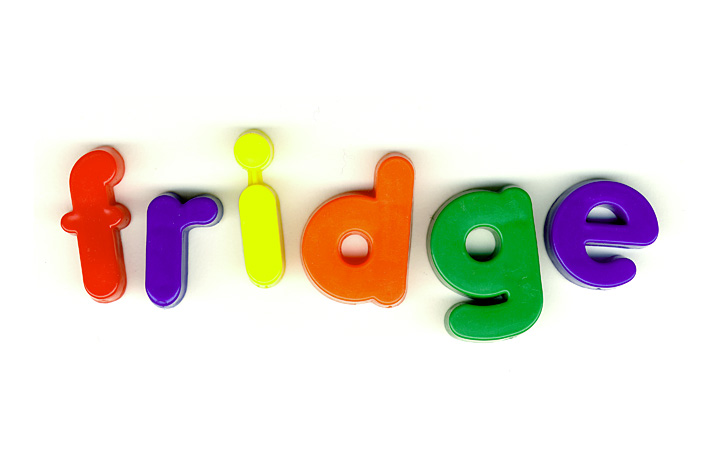 Fridge typeface - 1