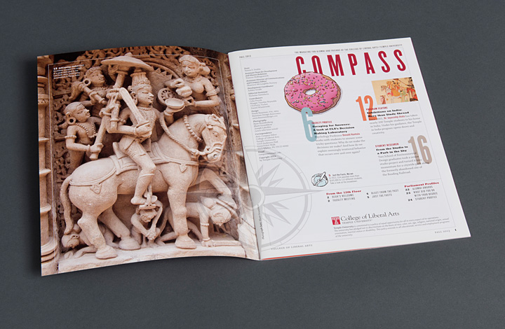 Temple Compass Alumni Magazines - 3